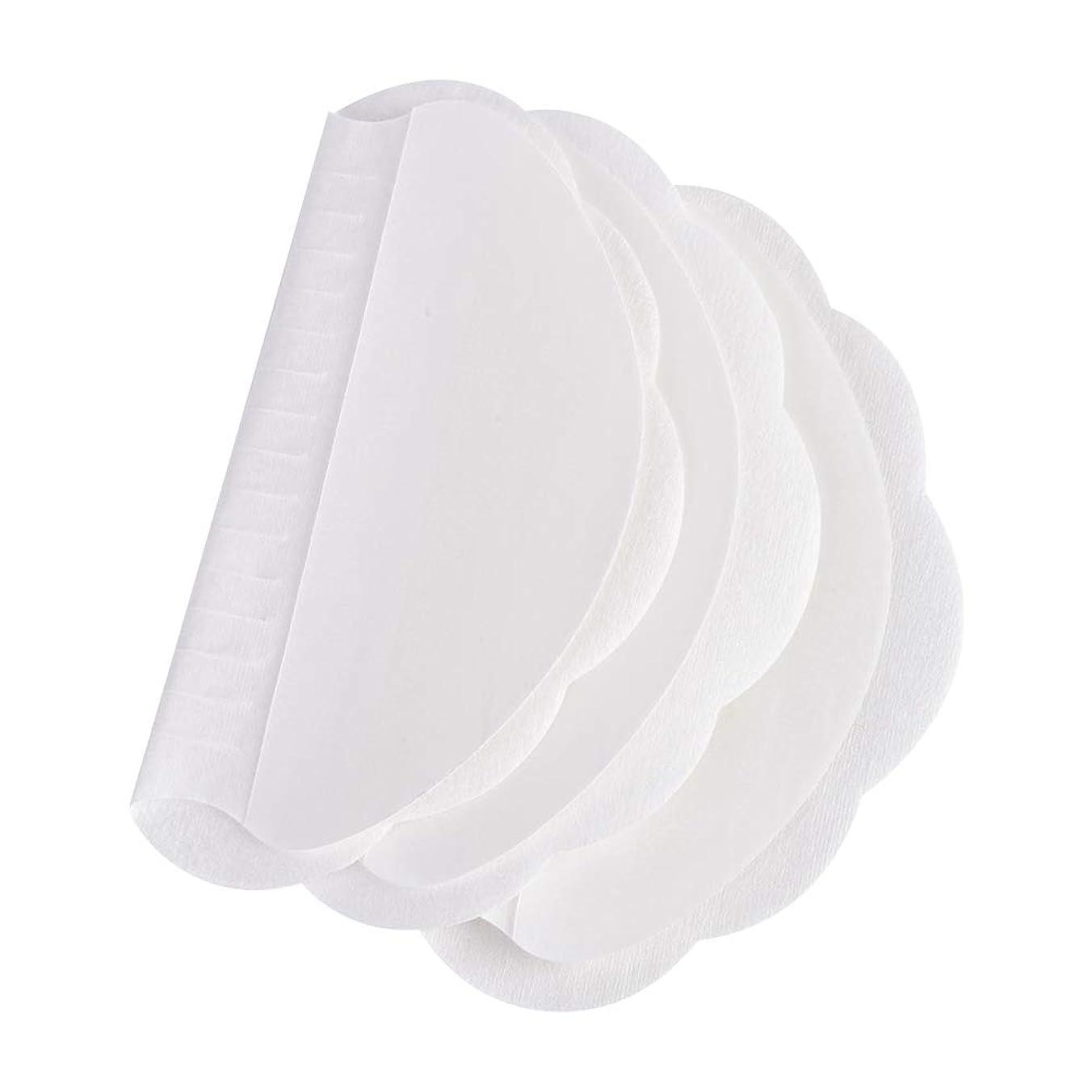 ギャラリーずらす振動させる20個入 汗止めパッド わき汗パット さらさら あせジミ防止 抗菌加工 極薄 皮膚に優しい 無香料 メンズ レディース 使い捨て 夏用 汗取りシート …