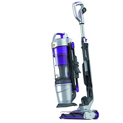 Vax Air Lift Steerable Pet Max Vacuum Cleaner, 1.5 Litre, Silver/Purple by Vax