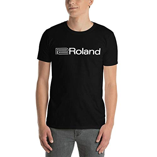 Roland Synthesizer Music Equipment - Unisex T-Shirt - Vintage Analog Synth Tee