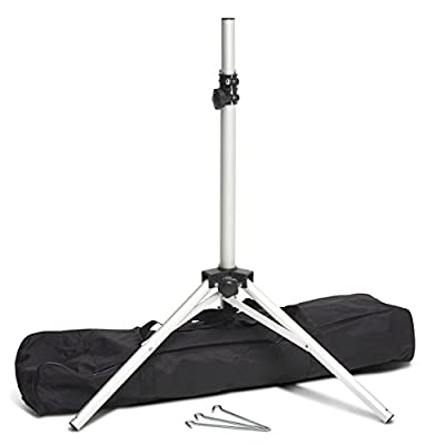 SSL Satellites Folding Aluminium Tripod for Camping Satellite Dishes Portable Folding Stand + Bag from SSL