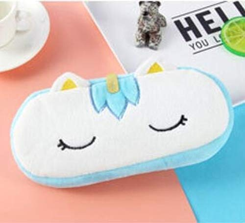 School Office Supplies Stationery Pencil case Plush Pencil case Pencil case Girl boy Gift Large Capacity (E)
