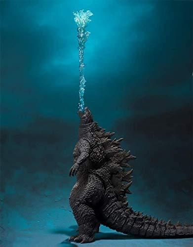 KIJIGHG Figura de Anime Juguetes Godzilla Figura Rey de Monstruos Exquisito Modelo de pelicula sobre Figuras de accion Modelo 18cm