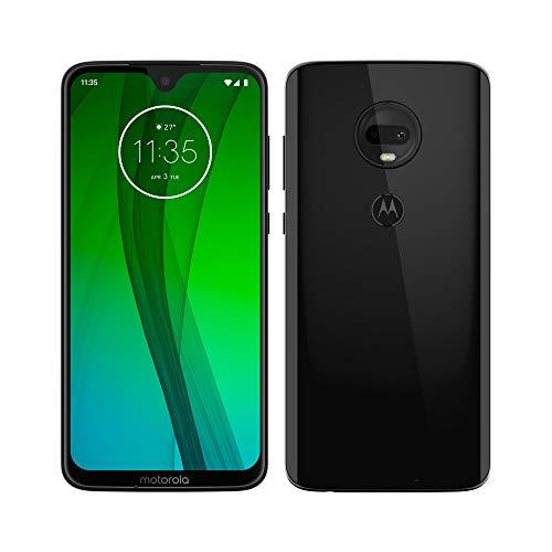 Motorola G7 Smartphone débloqué 4G (6,2 Pouces, 64Go ROM, Android 9.0) Noir...