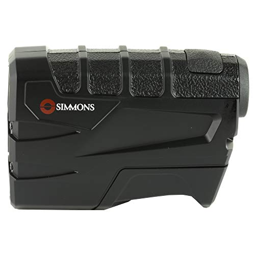 Simmons Volt 600 Laser Rangefinder with Simmons ProSport 10x42 Roof-Prism Binoculars