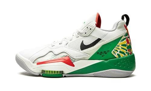 Jordan Men's Shoes Nike Zoom 92 Summit White CK9183-103 (Numeric_7_Point_5)