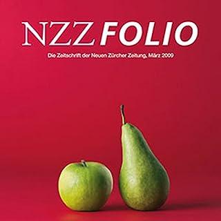 NZZ Folio: Entscheidungen Titelbild