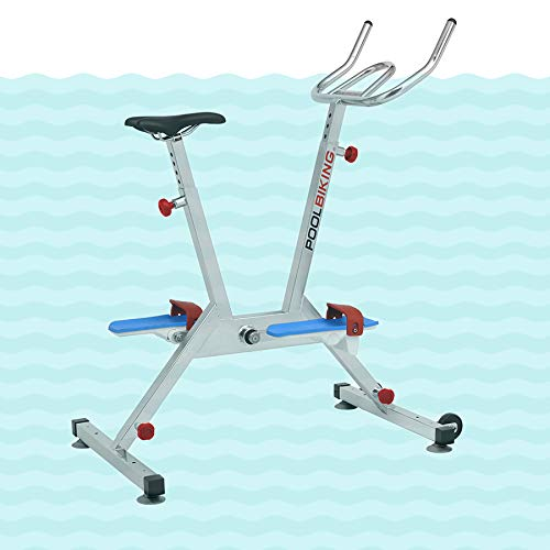 POOLBIKING ONE Aquabike Bicicletta Spinning Acquatico