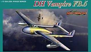 Cyber Hobby 1/72 Fighter-Bomber Vampire FB.5
