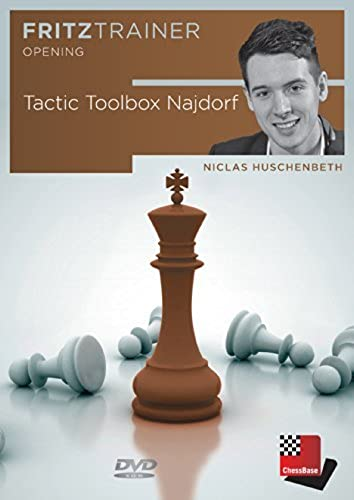 Tactics Toolbox Najdorf - Niclas Huschenbeth by  The House of Staunton, Inc.