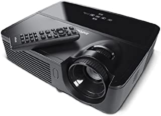 InFocus IN114 Portable DLP Projector, 3D ready, XGA, 2700 Lumens