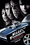 Fast and Furious 4 – Wall Poster Print – A3 Size -