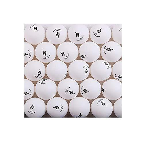 Review MUZIWENJU Table Tennis, one-Star New Material 40+ Table Tennis Professional Multi-Ball Traini...