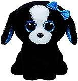 TY- Peluche, juguete, Color negro/blanco, 15 cm (United Labels Ibérica 37191TY) , color/modelo surtido