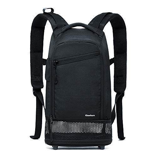 iGuerburn Rucksack für Philips Respironics SimplyGo Mini Sauerstoffkonzentrator-Tragetasche Mobile Sauerstoffgerät Reiserucksack Tasche (für Standardakku)