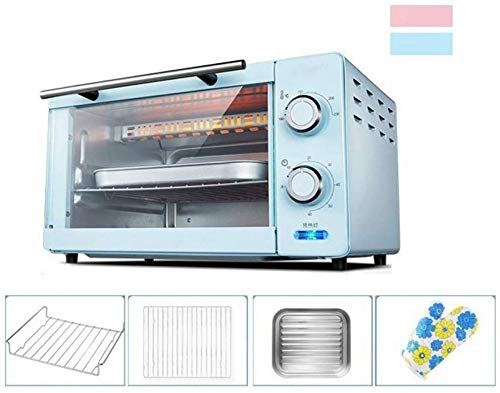 SWEET Countertop Convection Oven 220V Home Multifunctional Cake Bread Baking Oven Cookie Pizza Oven Household Appliances For Kitchen