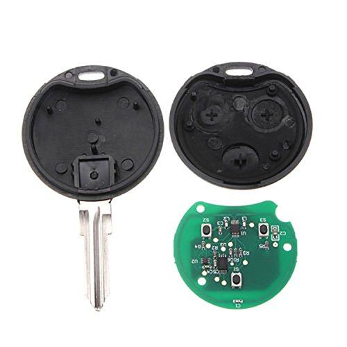 SODIAL(R) 77765 Schluessel - Schluessel Chipschluessel Fernbedienung 433 MHz