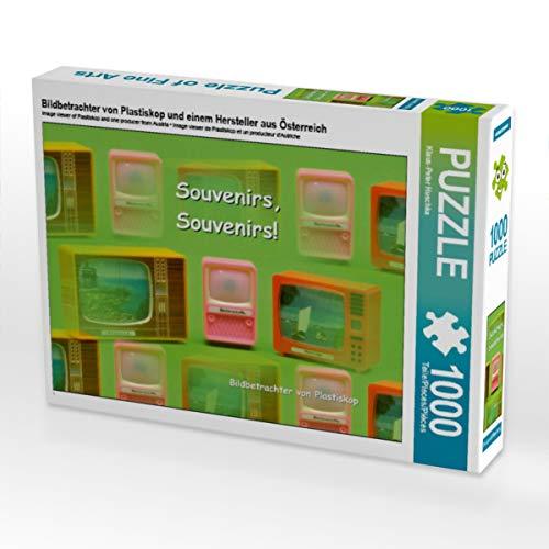 CALVENDO Puzzle Bildbetrachter von Plastiskop und einem Hersteller aus Österreich 1000 Teile Lege-Größe 64 x 48 cm Foto-Puzzle Bild von Klaus-Peter Huschka