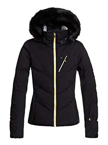 Roxy Damen Skijacke Snowstorm Plus schwarz (200) S