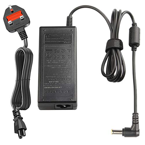 ARyee 19V 3.42A Laptop Charger Compatible with Asus X401 X401A X401U X501 X501A X501U X502C X502CA X550 X550C X550CA X550L X550LA X550LB X550LNV X551 X551C X551CA(5.5 x 2.5mm)