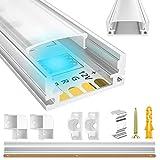 LED Aluminium Profil 10 x 1m...
