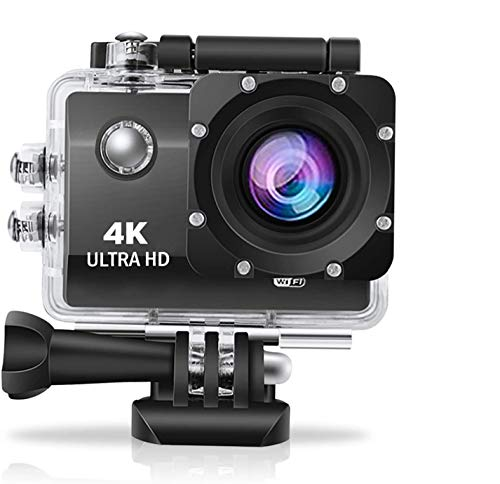AUSHA Action Camera 4K 16MP Camera Full HD