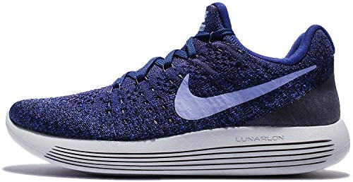 Nike Womens Lunarepic Low Flyknit 2 Running Trainers 863780 Sneakers Shoes (UK 6.5 US 9 EU 40.5, Dark Raisin Light Thistle 501)