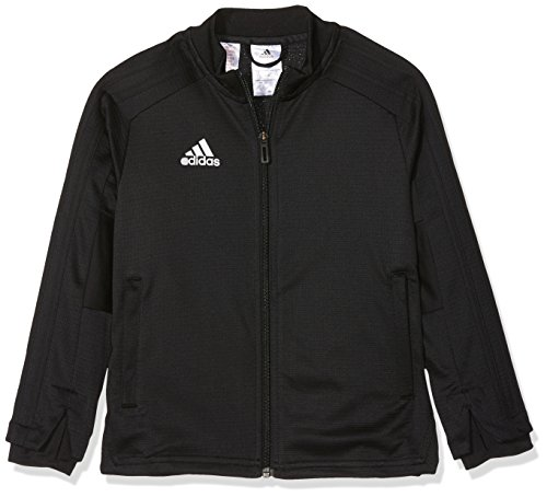 adidas Condivo 18 Training Jacket Chaqueta, Unisex Niños, Negro/Blanco, 164 (13/14 años)