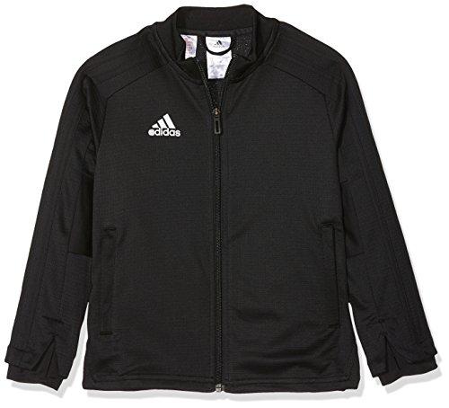 adidas Kinder Condivo 18 Trainingsjacke, Black/White, 152