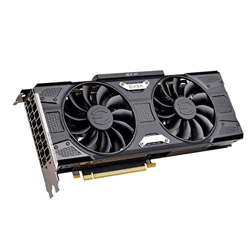 EVGA 08G-P4-6173-KR GeForce GTX 1070 SC Gaming ACX 3.0 Grafikkarte Real Boost Clock: 1733 MHz