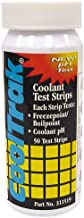 Cool-Trak 311519 Coolant Testing Strips - Set of 50