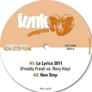Non Stop Funk EP