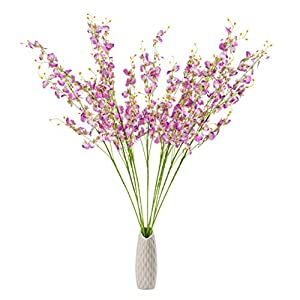Your Dream Party Shop Artificial Fake Flowers – Pack of 10