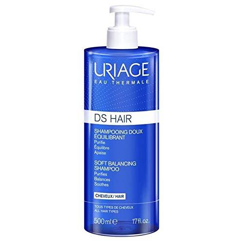 Uriage D S Shampoo Suave Regulador - 500 ml