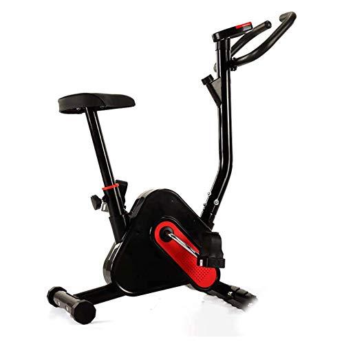 HyXia Bicicleta Estática con SillíN Ajustable Y Pantalla LCD para El Entrenamiento De Brazos Y Piernas Minibicicleta Estática