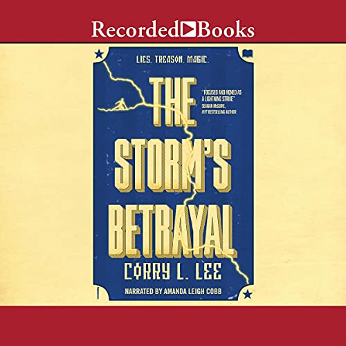 The Storm's Betrayal cover art
