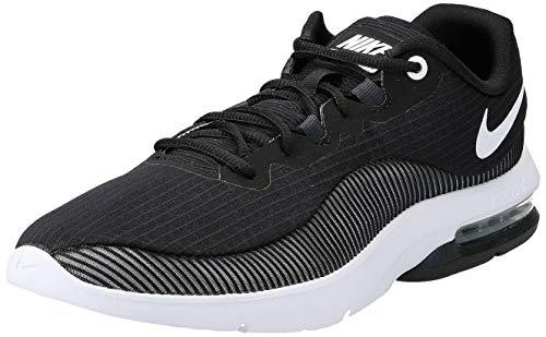 Nike Air Max Advantage 2, Chaussures de Fitness Homme, Noir (Black/White/Anthracite 001), 44 EU