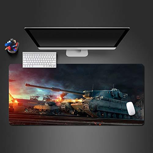 90*40cm*3mmKühleMausunterlage Heiße Verkäufe Große Auflage Zu Maus Computer Mousepad Wot Night Gaming Mauspads Zu Freund Geschenke