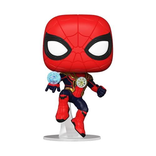 Funko 56829 - Marvel Spiderman - No Way Home - Spider-Man, Tuta Integrata