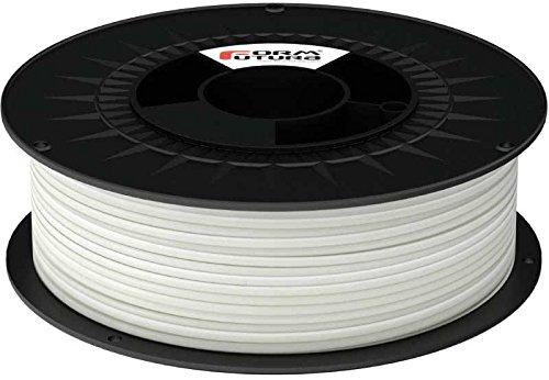 Formfutura 1.75mm Premium ABS–Blanc hivernal–imprimante 3d Filament