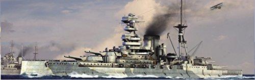 1/700 Segunda Guerra Mundial Marina Real acorazado HMS Barham 1941