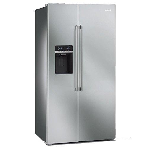 Smeg SBS63XED Kühlschrank /Kühlteil368 liters /Gefrierteil176 liters