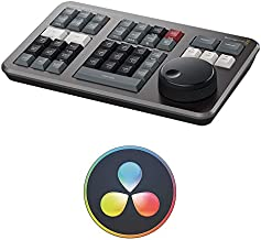 Blackmagic Design Davinci Resolve Speed Editor Bundle with Davinci Resolve 17 Studio (Activation Card)