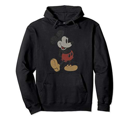 Disney Classic Mickey Mouse Long Sleeve Hoodie
