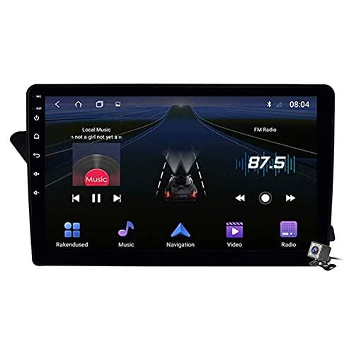 Navegación GPS estéreo Android 9.1 para Audi A4L 2008-2014 Soporte DSP Am FM RDS/Reproductor Multimedia/Control de Volante Bluetooth/Enlace Espejo