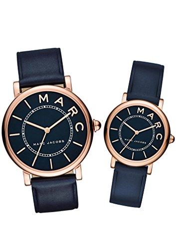 マーク ジェイコブス MARC JACOBS ペアウォッチ ロキシー ROXY 腕時計 MJ1534-MJ1539 ネイビー [並行輸入品]