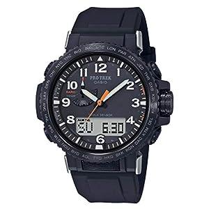 """[カシオ] 腕時計 プロトレック クライマーライン 電波ソーラー PRW-50Y-1AJF メンズ ブラック"""""""