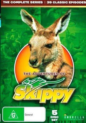 Skippy, das Buschkänguruh / The Adventures of Skippy - Complete Series - 5-DVD Set ( Skippy ) [ Australische Import ]