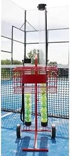 Carro PORTAPELOTAS Tenis Y Padel - 80 Pelotas Softee - Color Rojo ...