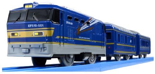 Plarail - Loves Fun Train Series EF510 Hokutosei (Model Train)