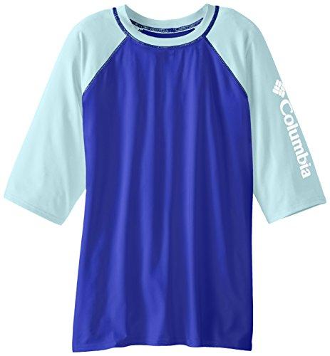 Columbia Mini Breaker II SUNGARD TOP - Sonnenfunktionsshirt Kinder, Größe:S-128 (7-8 Jahre)